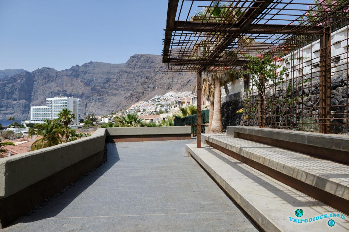 Смотровая площадка Лос Гигантес на Тенерифе - Канарские острова, Испания