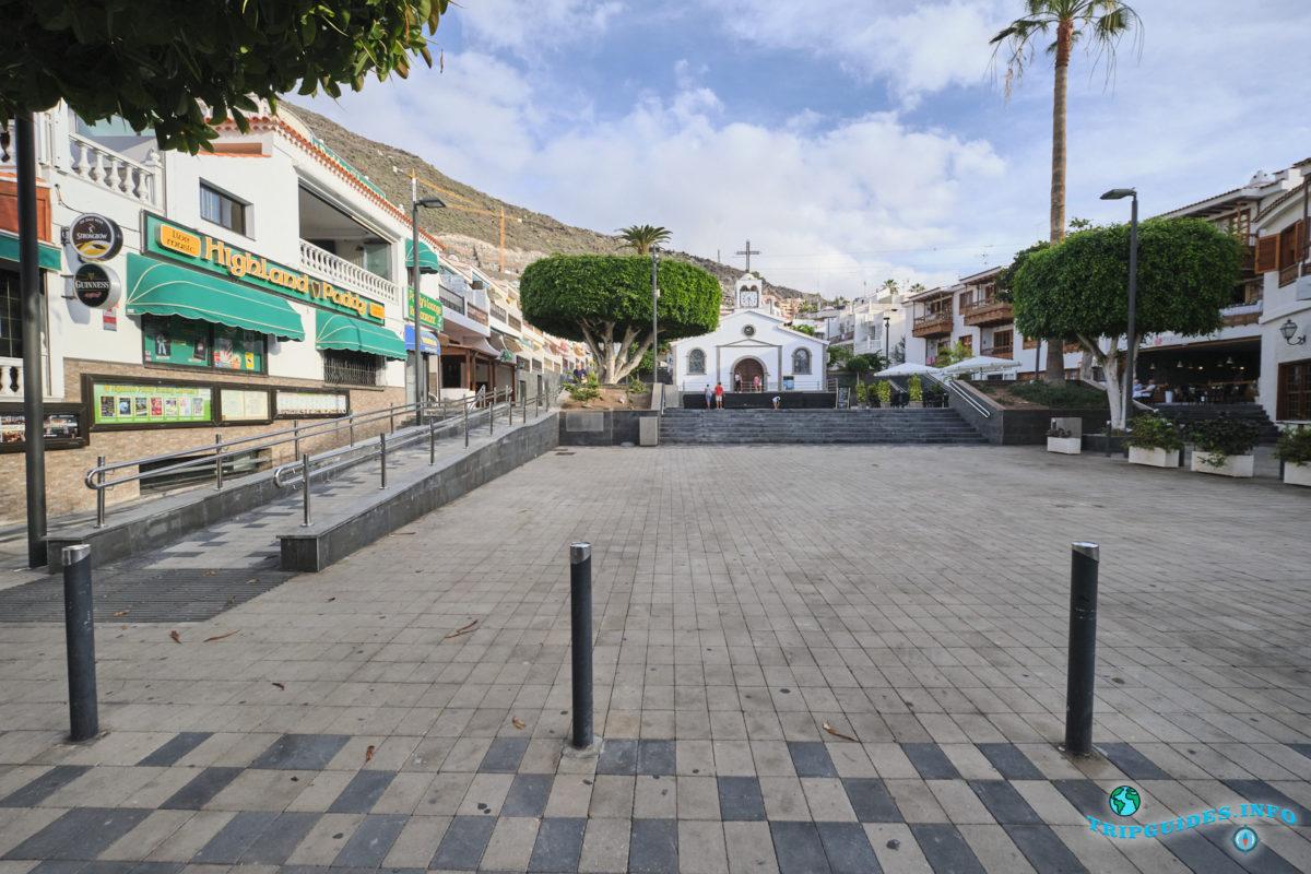 Часовня Святого Духа в Лос Гигантес на Тенерифе - Канарские острова, Испания