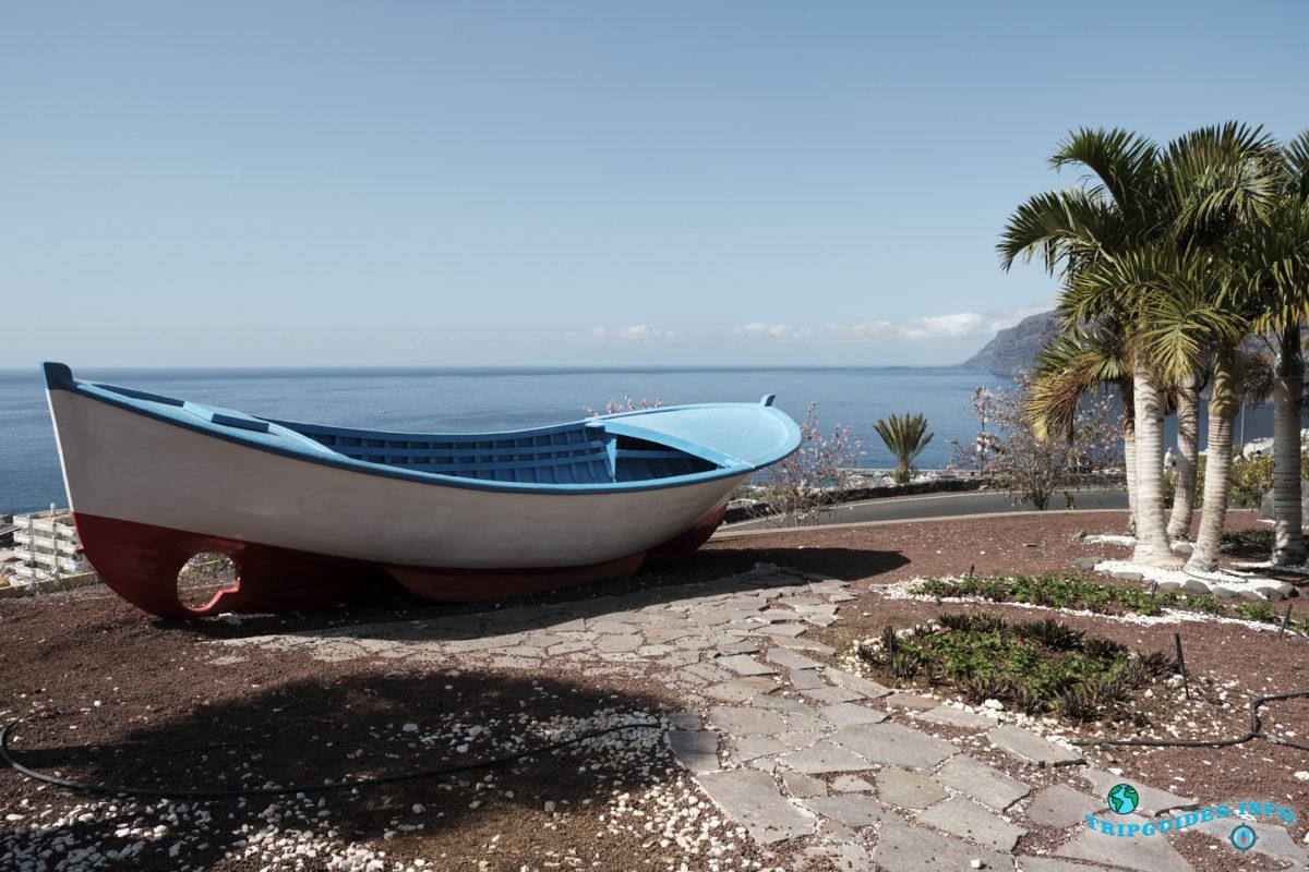Смотровые площадки в Лос Гигантес на Тенерифе - Канарские острова, Испания