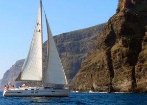 Морские экскурсии в Лос-Гигантес на Тенерифе - Канарские острова, Испания