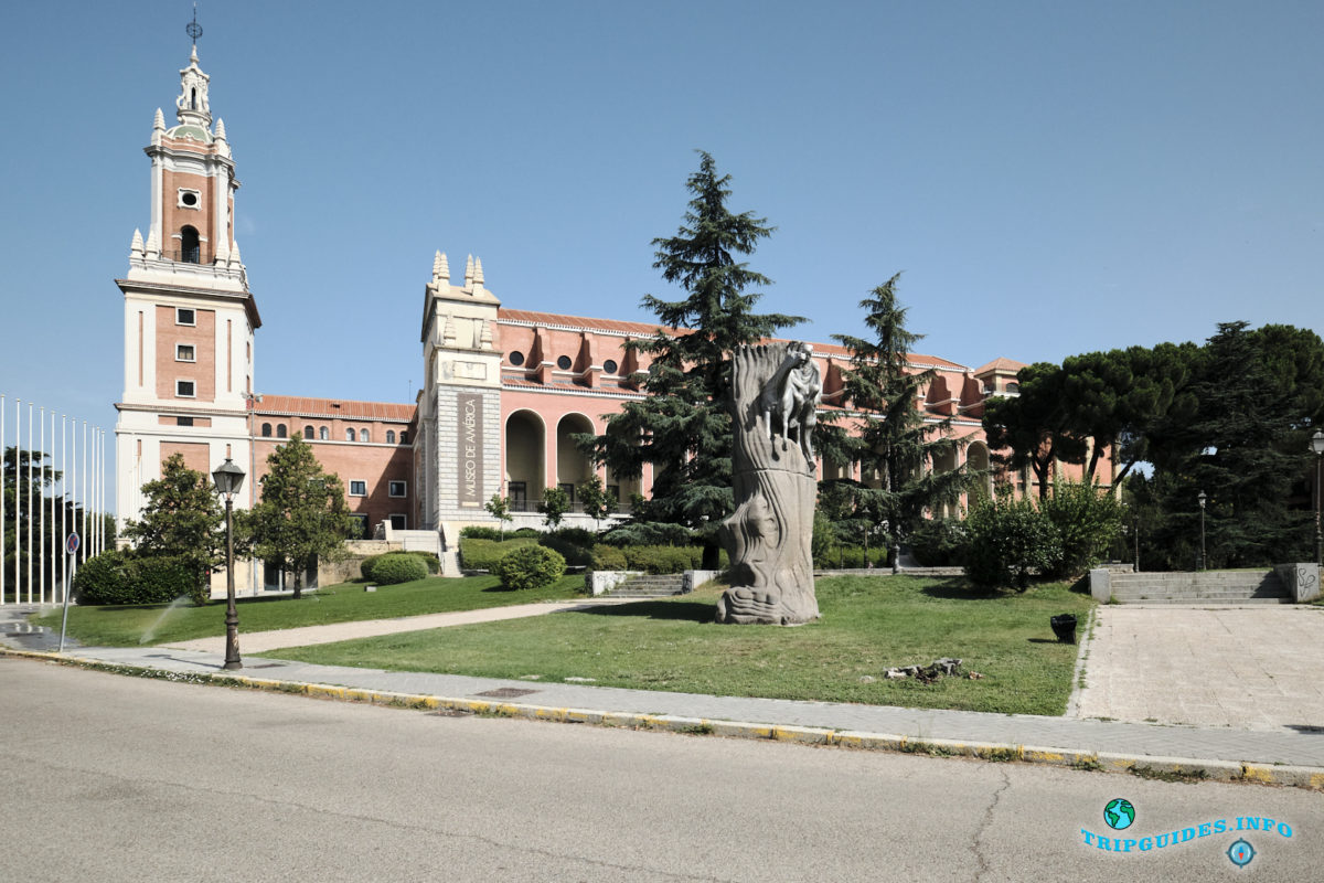 Музей Америки в Мадриде, Испания - Museo de America