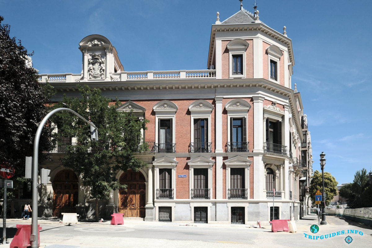 Музей Серральбо в Мадриде, Испания - Museo Serralbo