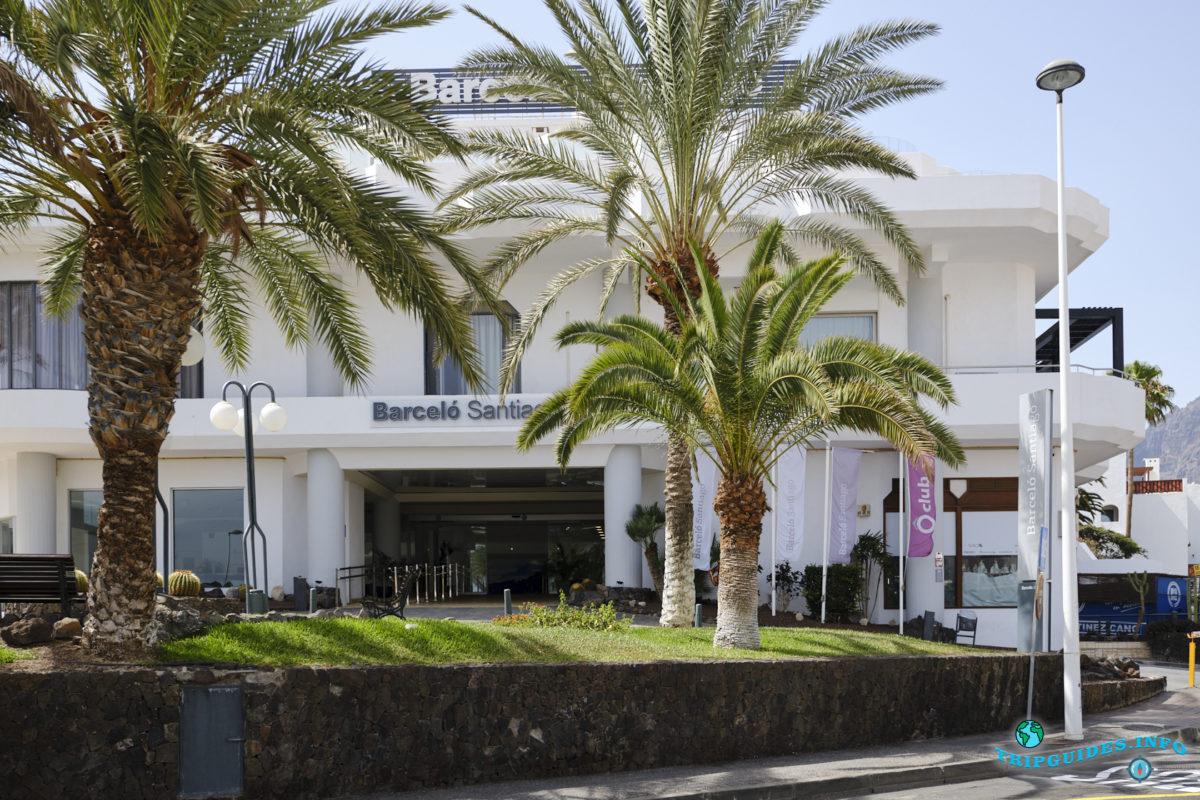 Отель Barceló Santiago Тенерифе - Канарские острова, Испания - Puerto de Santiago