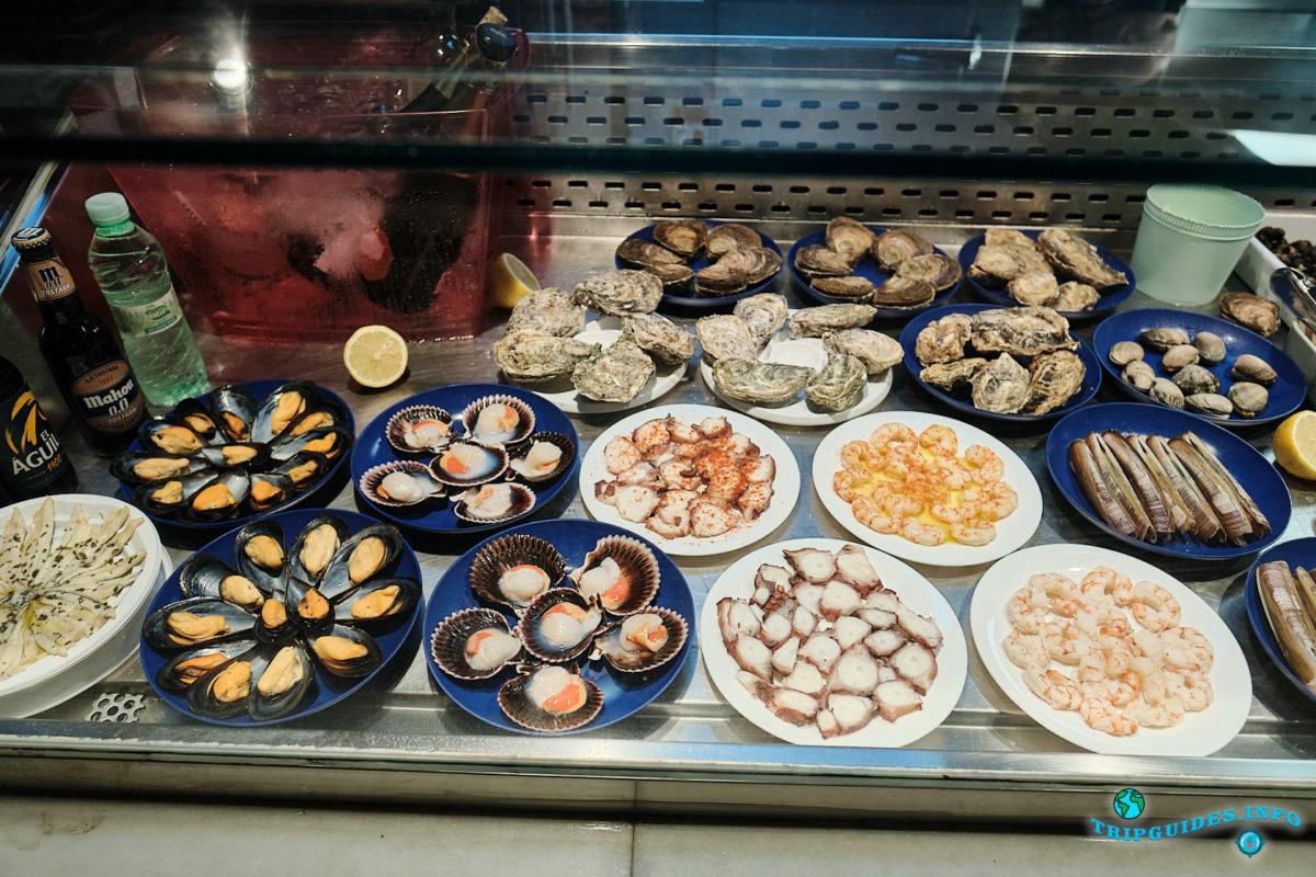 Экскурсии по Мадриду с гидом - Рынок Сан-Мигель