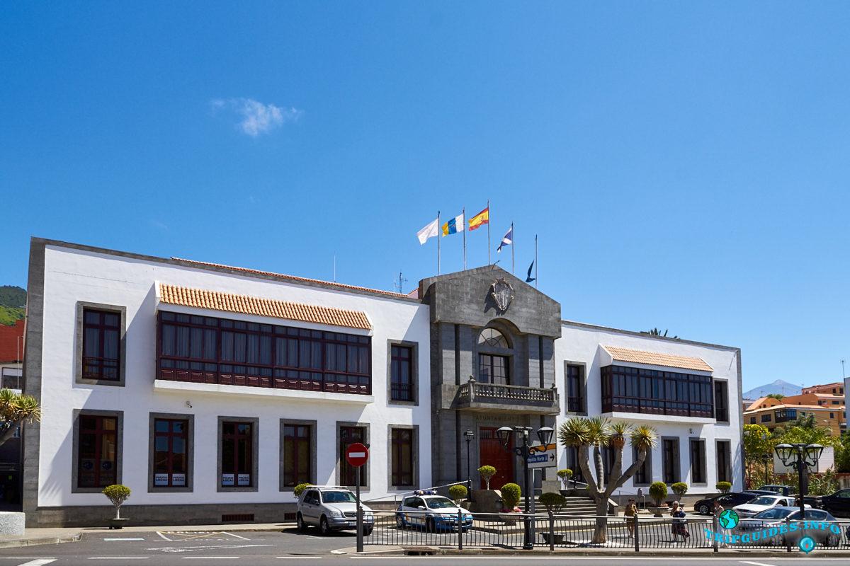 Санта-Урсула - город и муниципалитет на Тенерифе - Канарские острова, Испания