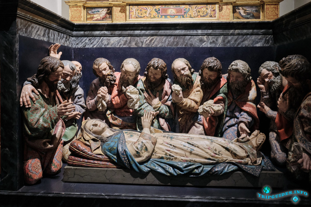 Собор Святого Исидро в Мадриде - столица Испании (Real Congregación de San Isidro de Madrid)