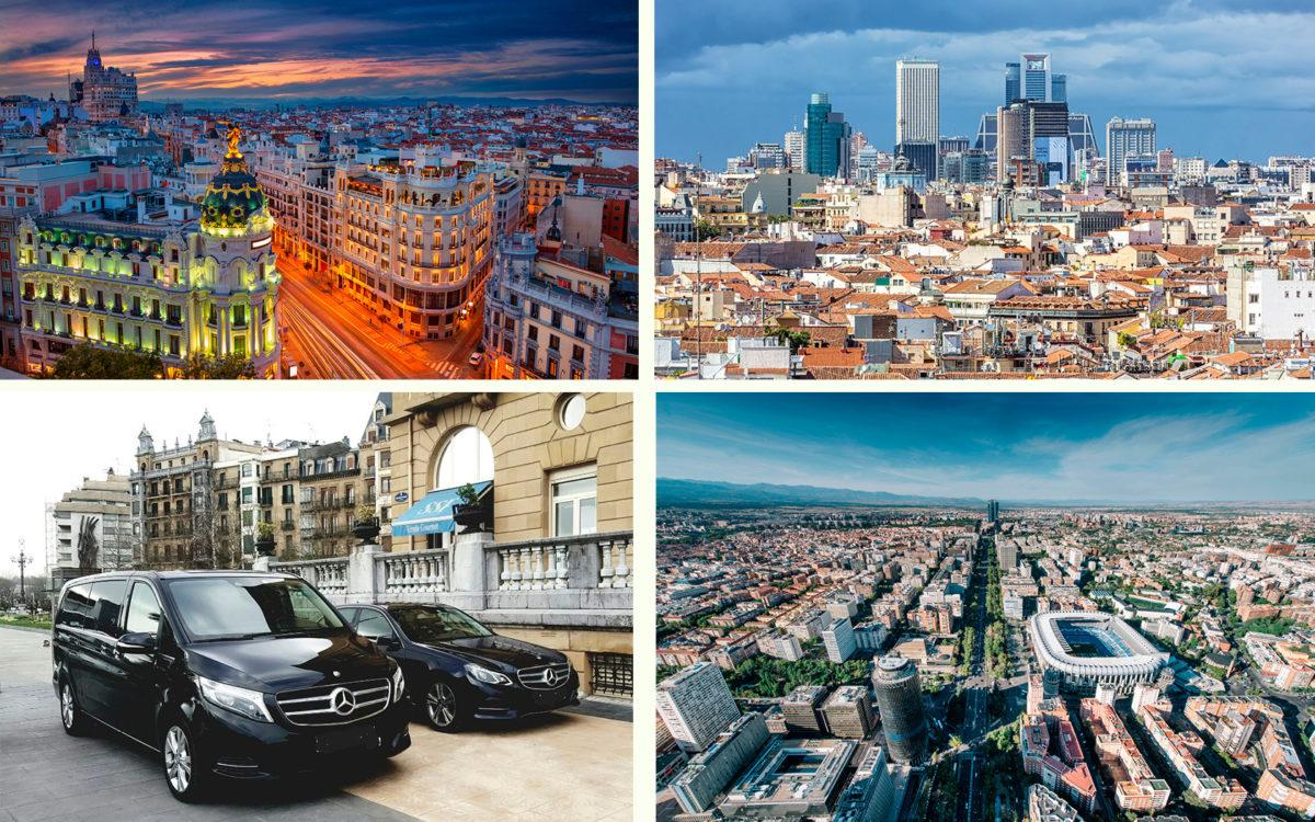 4-х часовой панорамный VIP - тур по Мадриду на автомобиле класса люкс