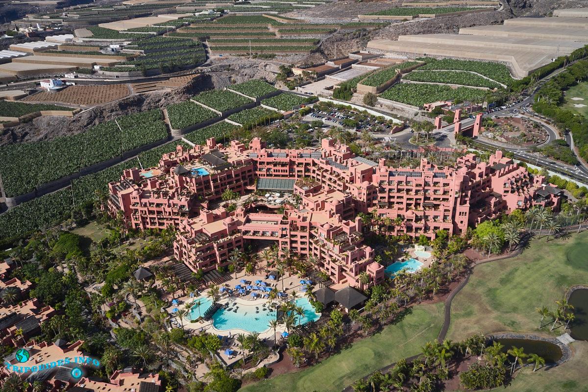 Абама Ритц-Карлтон - отель на Тенерифе (Канарские острова, Испания)
