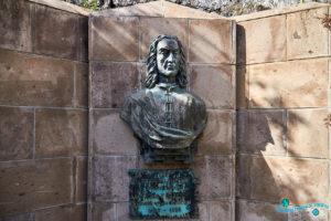 Кристобаль де Понте (1447-1531) - банкир и основать города Гарачико на Тенерифе