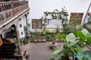Дом Балконов (La Casa de los Balcones) в Ла-Оротава на Тенерифе - Канарские острова, Испания