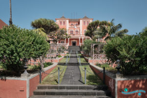 Лисео-де-Таоро (бывший Фаланстерио-де-Таоро) в Ла-Оротава на Тенерифе