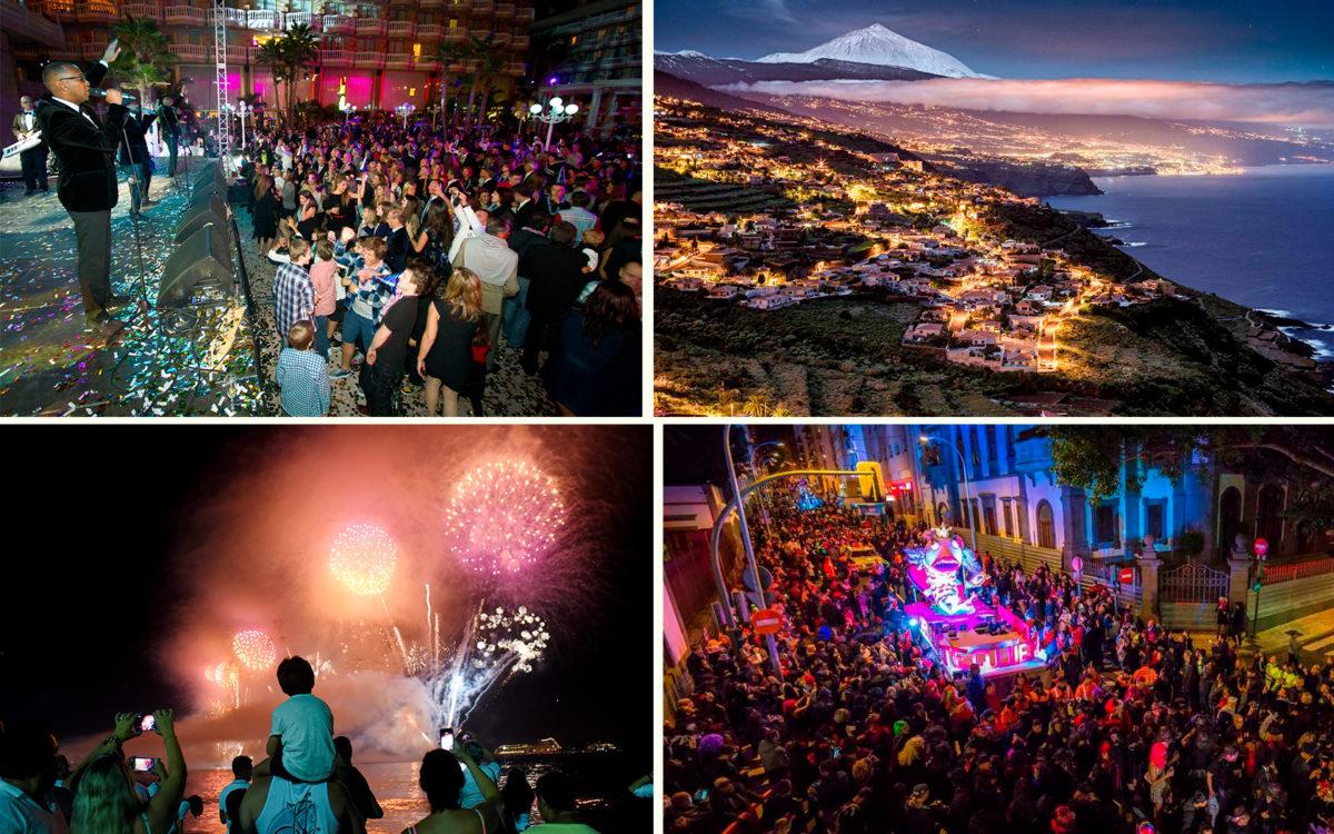 Новый год на Тенерифе - Безбрежный карнавал