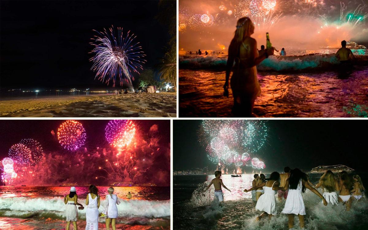 Новый год на Тенерифе - Устрой себе пикник на пляже