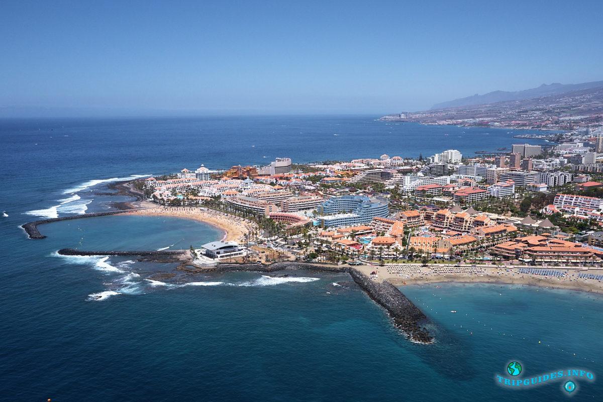 Плайя де Лас Америкас – юг