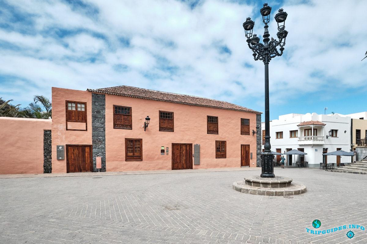 Отель La Quinta Roja THe Senses Collection в городе Гарачико на севере острова Тенерифе (Канарские острова, Испания)