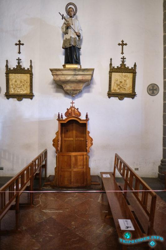 Базилика Нуэстра-Сеньора-дель-Пино в городе Терор на Гран-Канарии