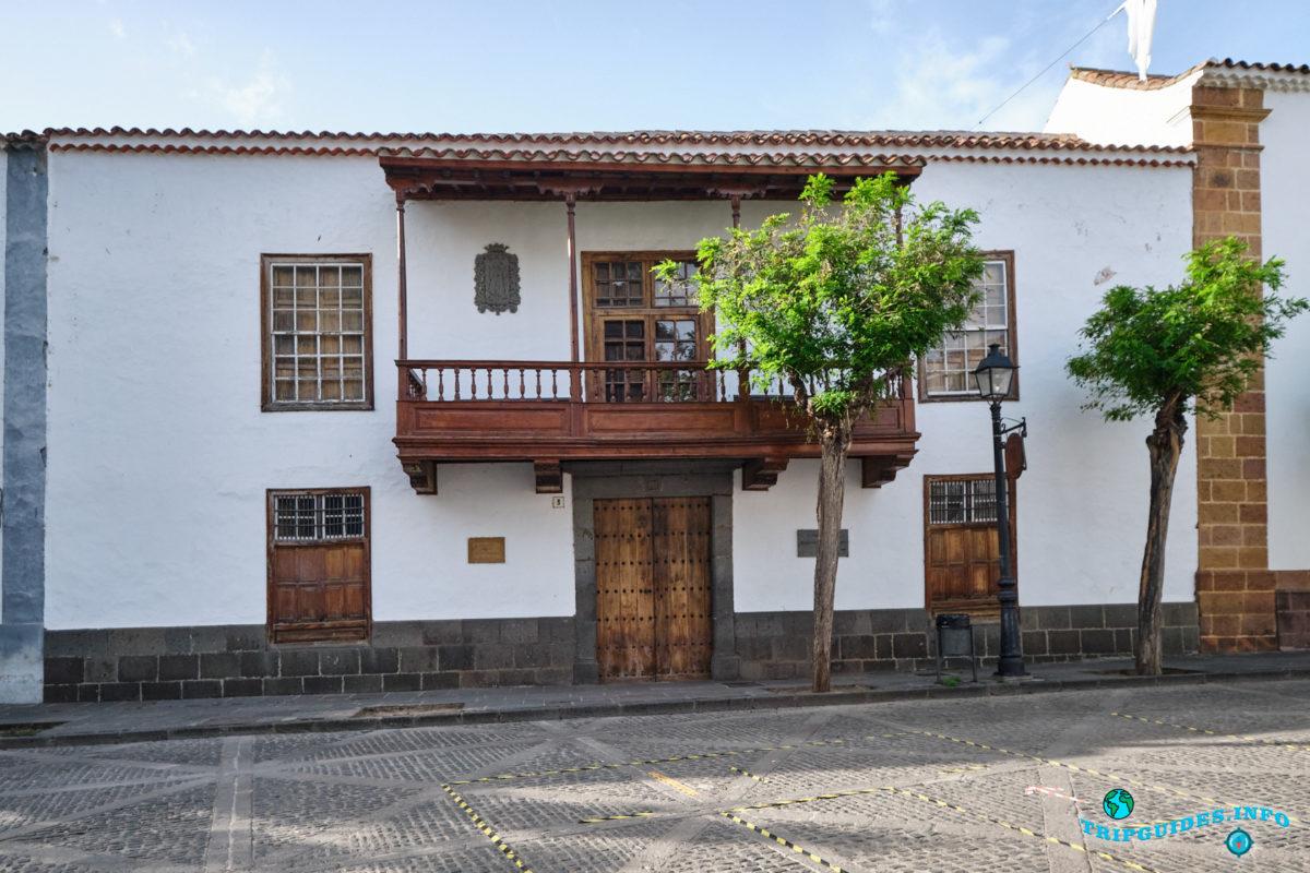 Дом-музей Покровителей Богородицы в городе Терор на Гран-Канарии