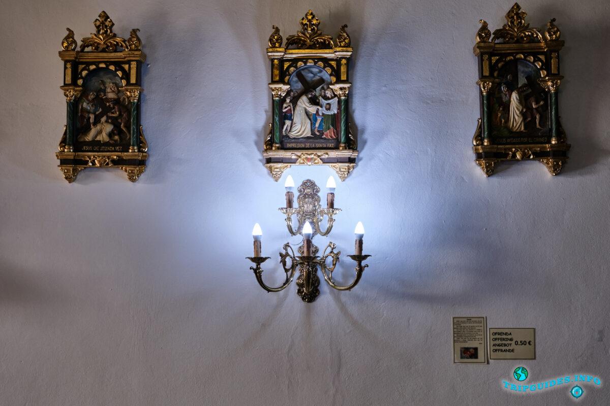 Церковь Сан-Фернандо в Сантьяго-дель-Тейде на Тенерифе - Испания