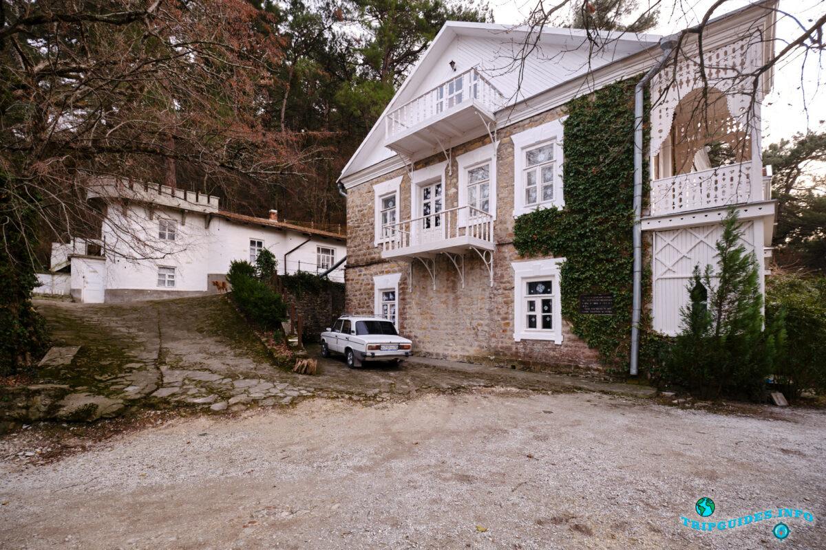 Дом-музей В. Г. Короленко в Джанхот