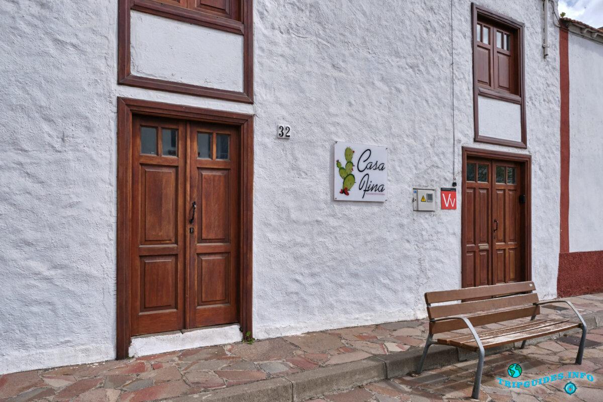 Дом в аренду Casa Fina в Сантьяго-дель-Тейде на Тенерифе - Испания