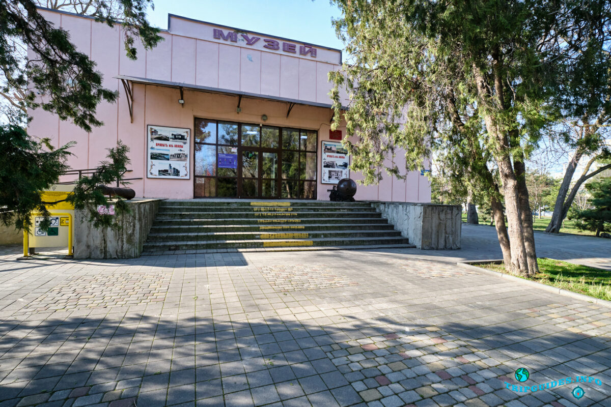 Краеведческий музей города Анапа - Краснодарский край, Россия