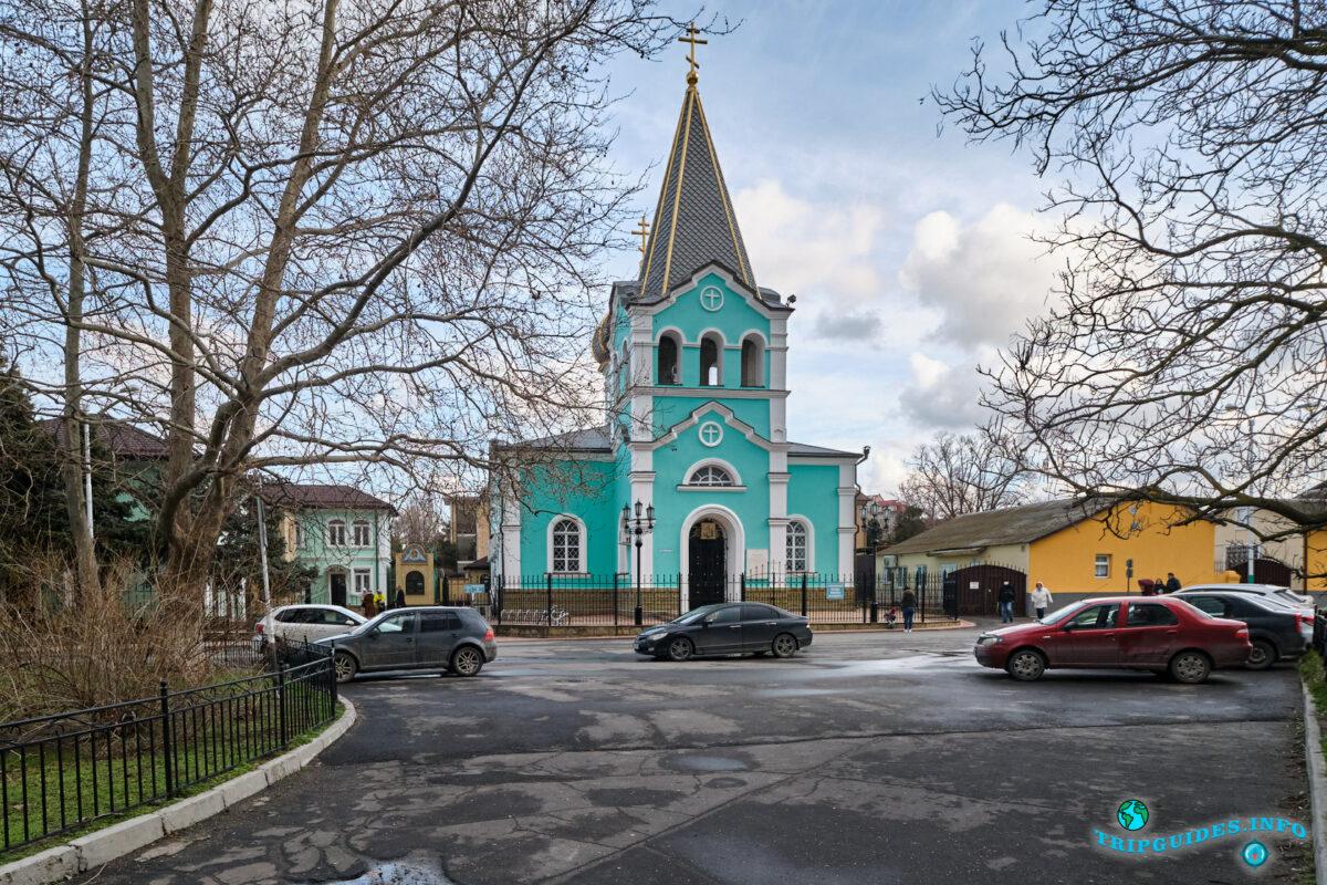 Собор Онуфрия Великого в Анапе - Краснодарский край, Россия
