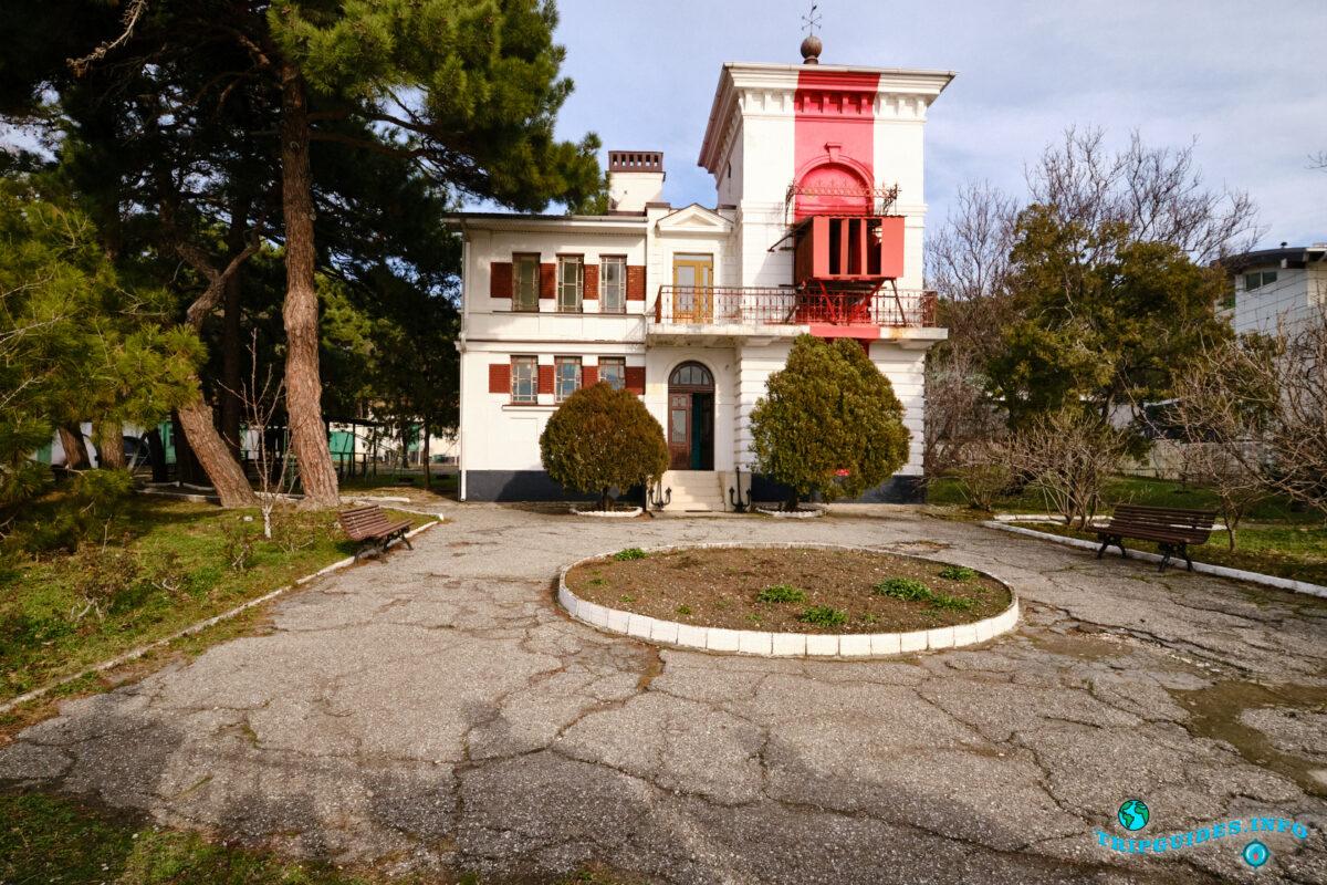 Створный маяк Геленджика
