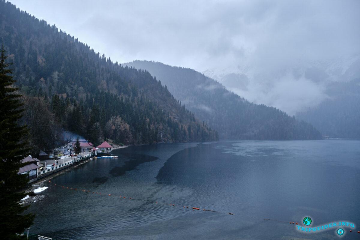 Озеро Рица - Экскурсия из Сочи в Абхазию