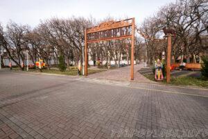 Детская площадка Лукоморье в северной части - Набережная в Геленджике