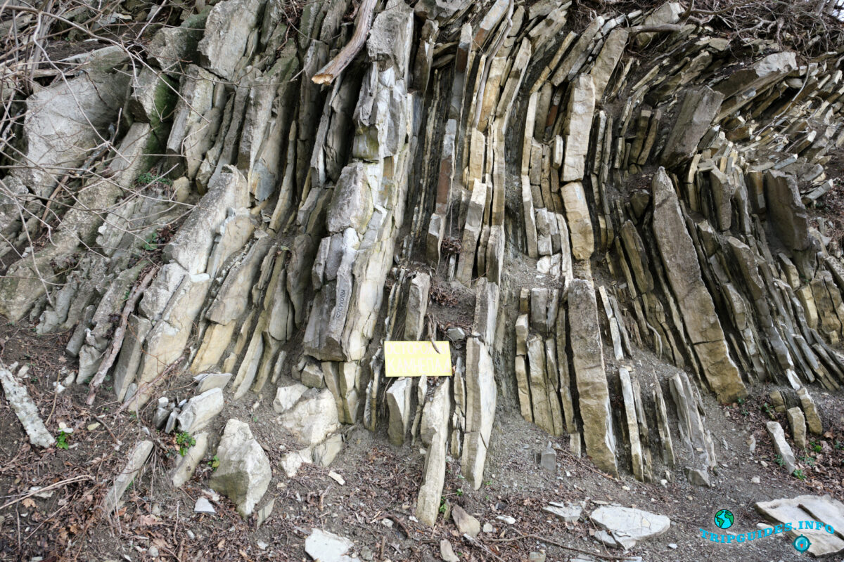 Горные структуры - Верхний парк Сафари-парка Геленджик