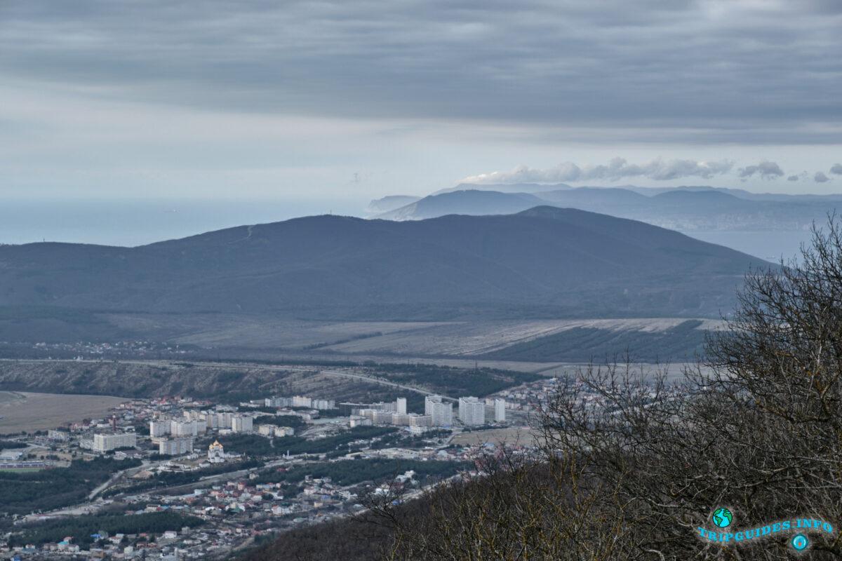 Маркотхский хребет - Верхний парк Сафари-парка Геленджик