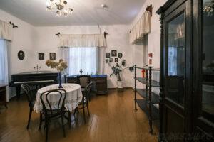 Экспозиция на втором этаже - Дом-музей Владимира Короленко