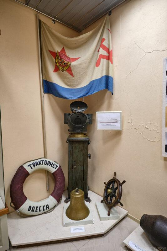 Экспозиция Второй мировой войне - Геленджикский историко-краеведческий музей в городе-курорте Геленджик
