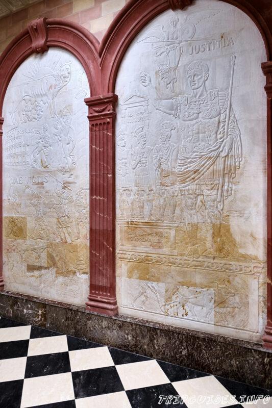 Античность - Старый парк в Кабардинке