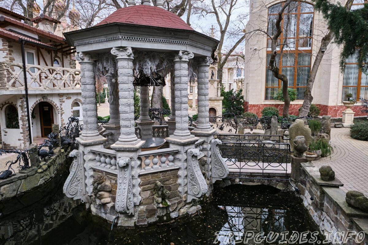 Средневековье - Старый парк в Кабардинке