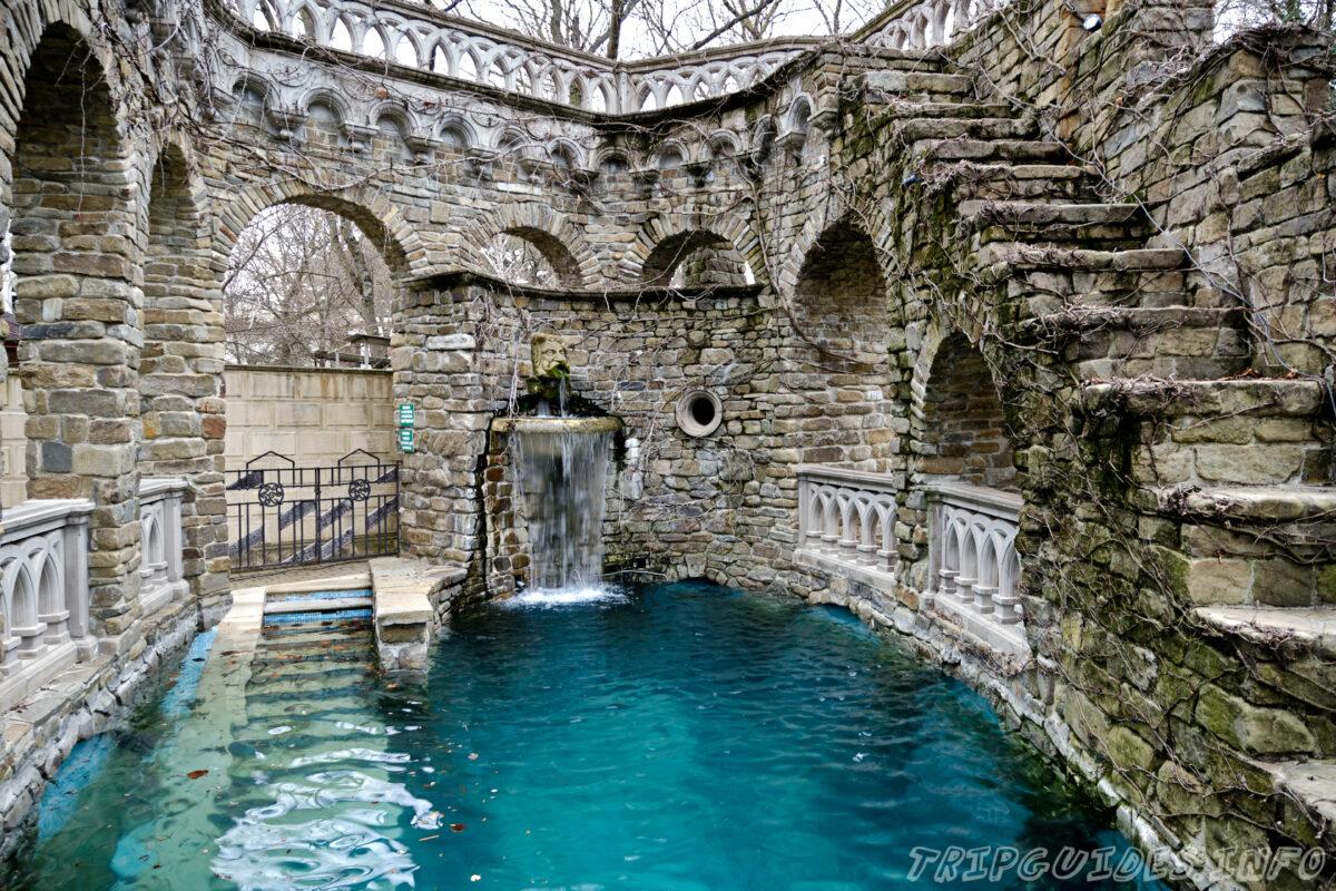 Акведук - Старый парк в Кабардинке