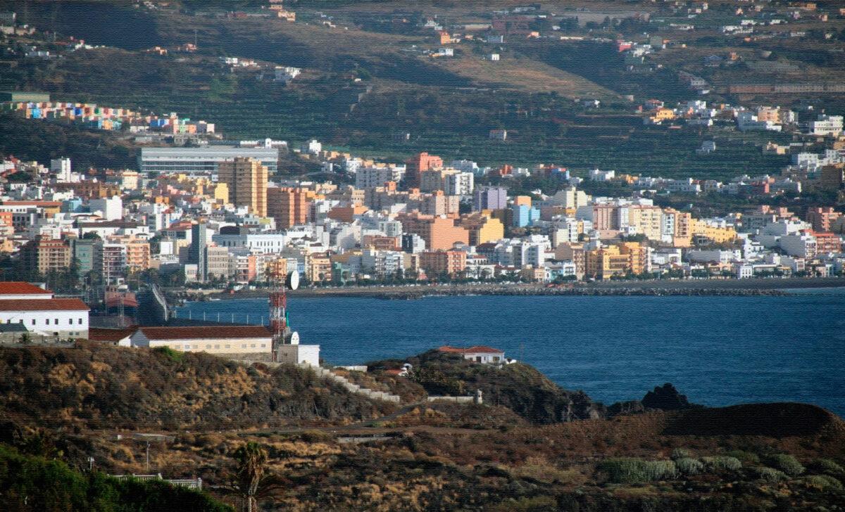 Заказать экскурсию - Остров Ла Пальма - Канарские острова, Испания