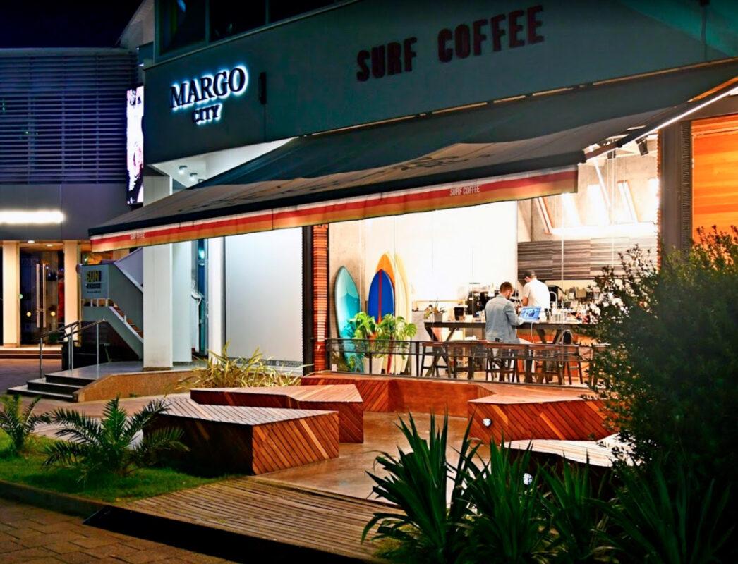 Навагинская улица в Сочи - Surf Coffee