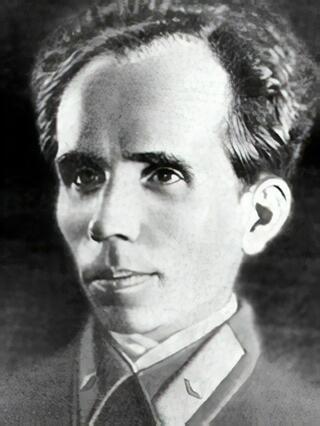 Никола́й Алексе́евич Остро́вский — советский писатель, драматург