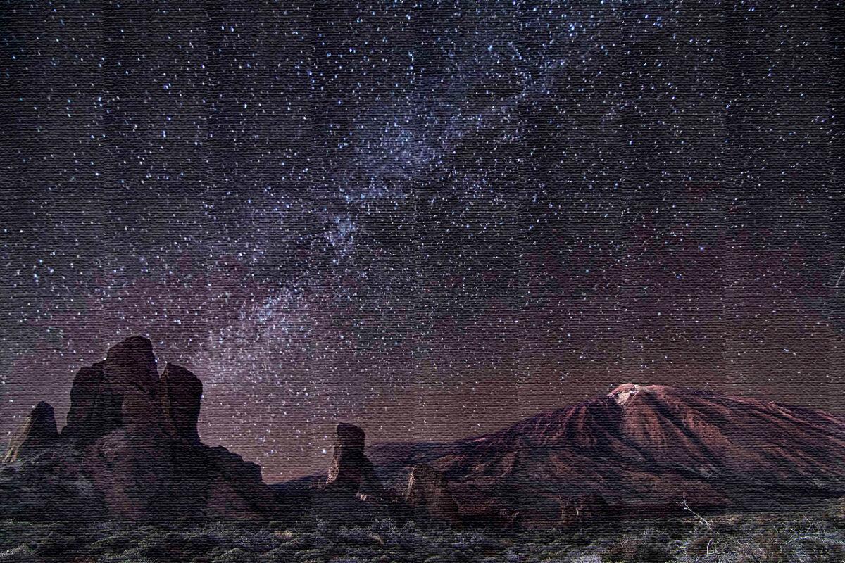 Заказать экскурсию на ночной вулкан Тейде