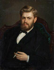 Василий Алексеевич Хлудов - основатель парка Ривьера в Сочи