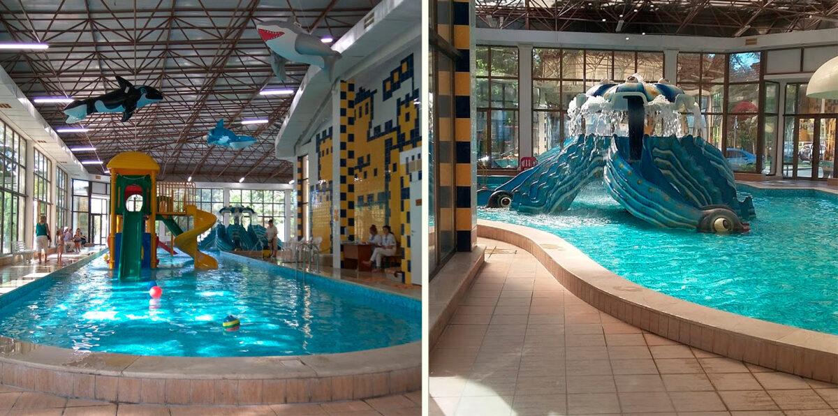 Детский аквапарк «Осьминожка» в Анапе - Краснодарский край, Россия