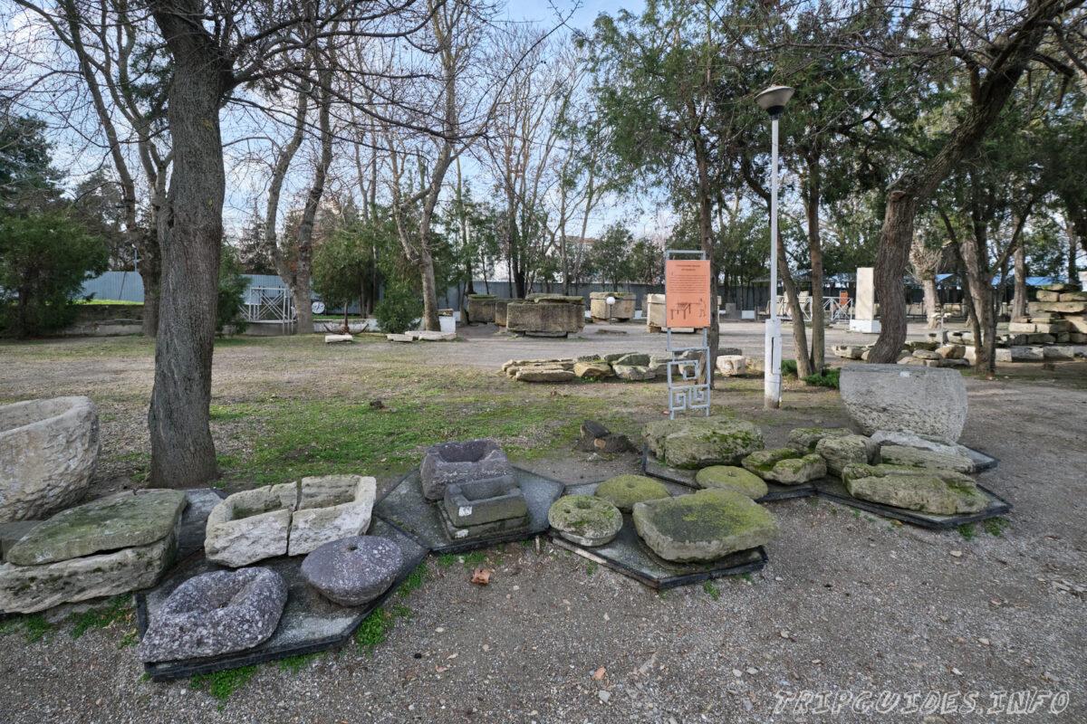 «Горгиппия» - археологический музей