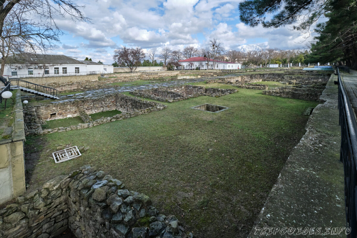 Горгиппия - археологический музей в Анапе