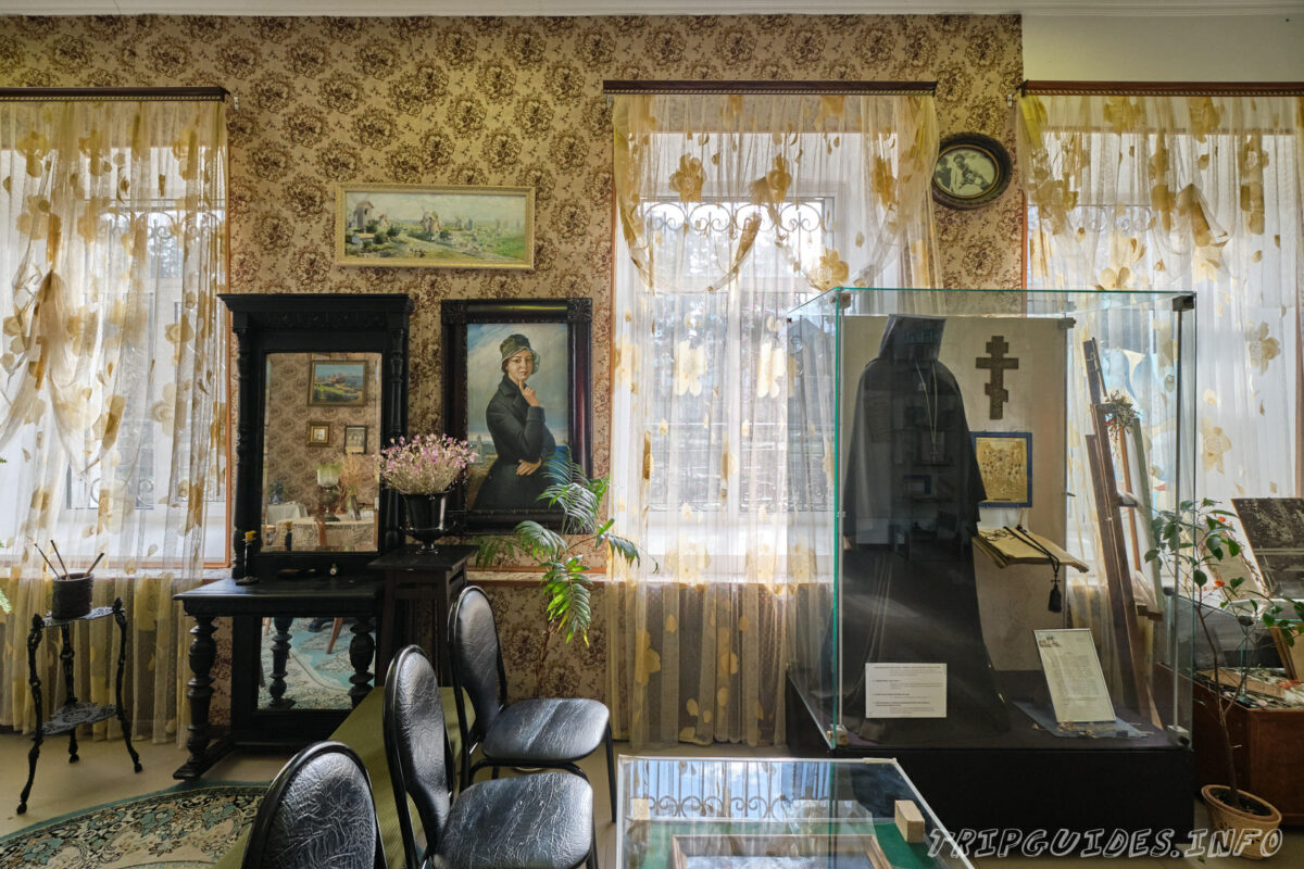 Мемориальный зал - Матери Марии - «Горгиппия» - археологический музей