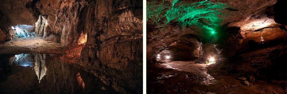 Грот Прометея - Воронцовская пещера - Сочи