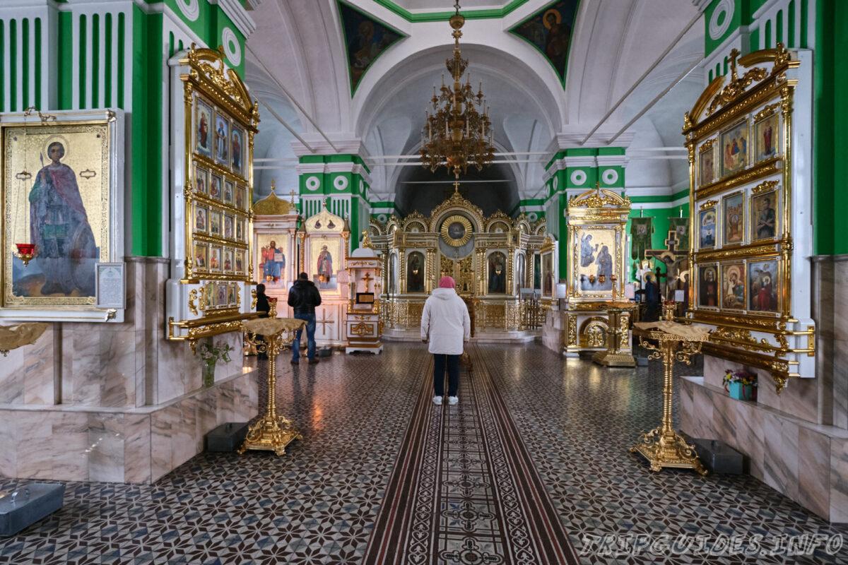 Храм Святого Онуфрия Великого в Анапе