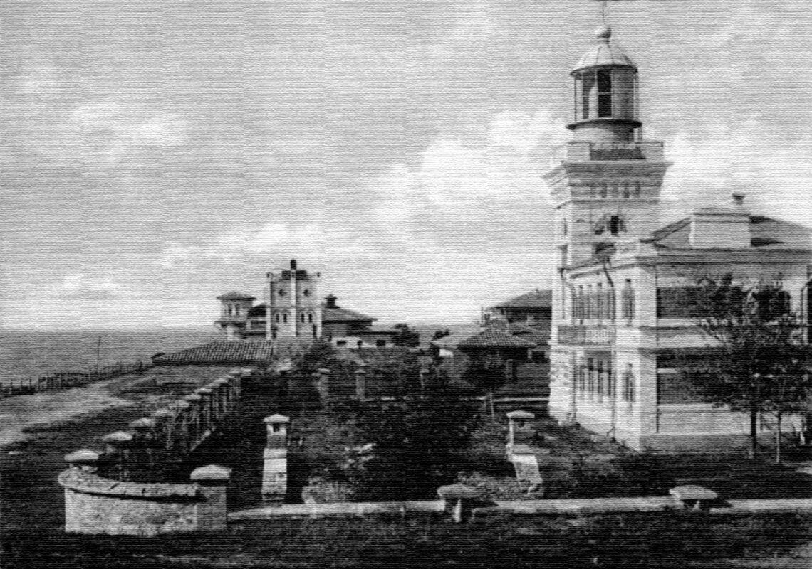 История Анапского маяка