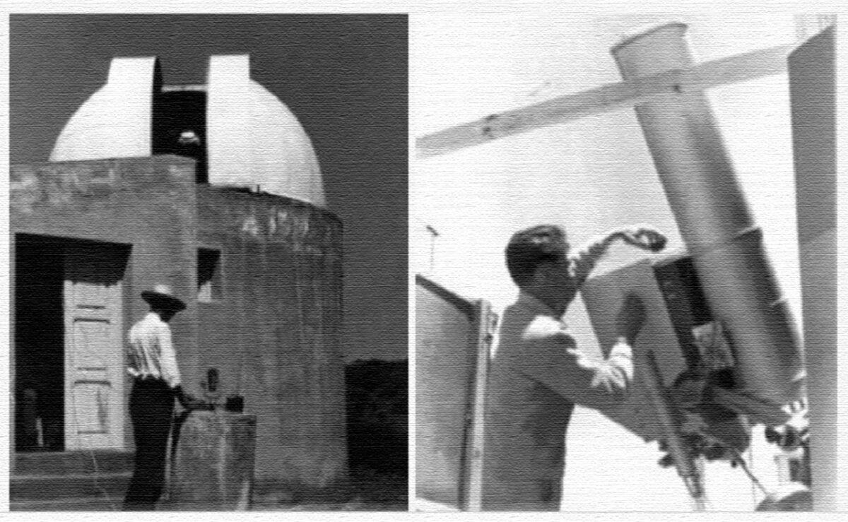 История обсерватории Тейде на Тенерифе