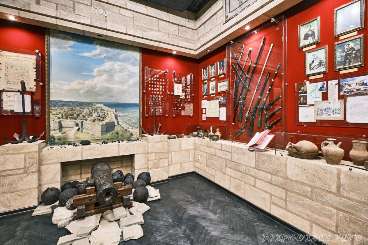Музейные экспозиции - Краеведческий музей Анапы